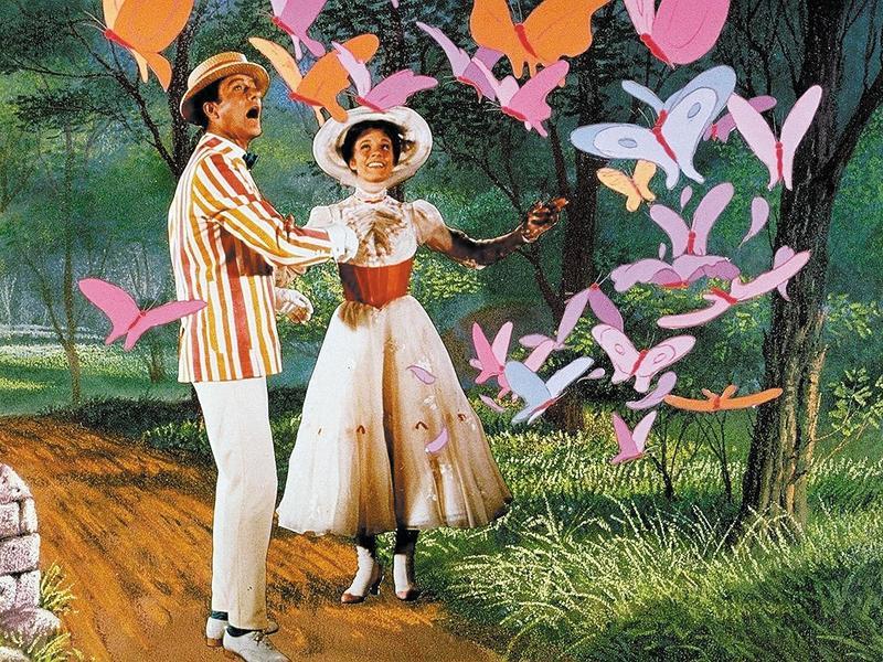《歡樂滿人間》(Mary Poppins, 1964)