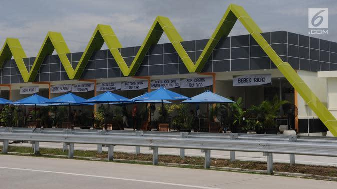 Meski Dilarang Mudik, Jasa Marga Tetap Operasikan Rest Area 24 Jam