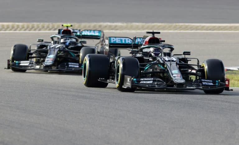 Hamilton and Bottas say F1 no longer needs Friday practice
