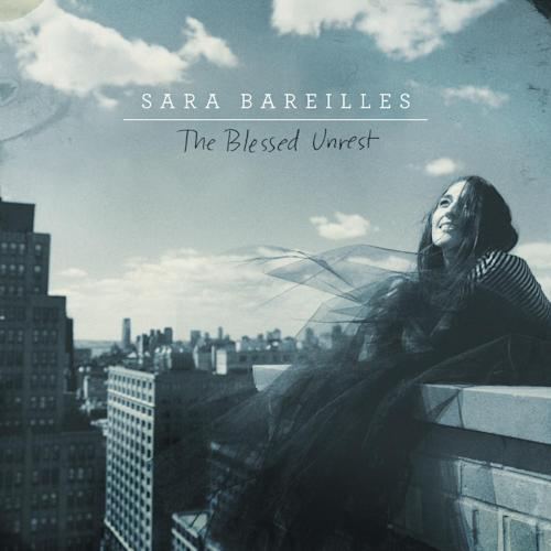 "FILE - This CD cover image released by Epic Records shows ""The Blessed Unrest,"" by Sara Bareilles. The Grammys got it right; Bareilles' third release, ""The Blessed Unrest,"" is one of the year's best thanks to its mix of upbeat and classic-sounding piano tunes, all anchored by the performer's sweet and powerful tone. (AP Photo/Epic Records, File)"