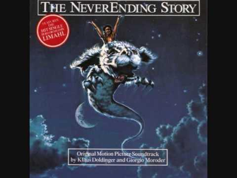 This is the third track from Giorgio Moroder's soundtrack to The Neverending Story, 1984.
