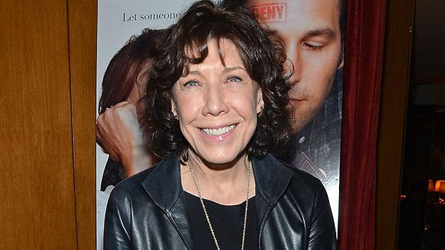 "Adams on Reel Women: Lily Tomlin Talks ""Admission,"" Her Unique Tattoo, and Tina Fey"