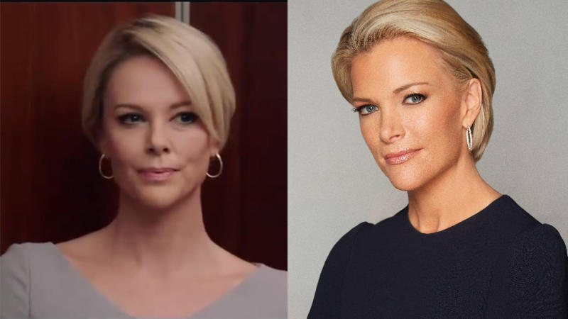 Charlize's turn as Megyn Kelly is drawing gasps of admiration. Photo: Lionsgate