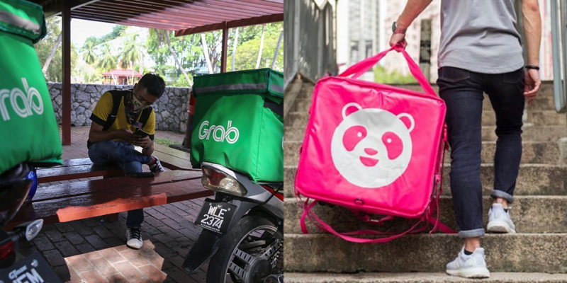 GrabFood and Foodpanda aren't the only ones offering food delivery in Malaysia. — Picture by Yusof Mat Isa and SoyaCincau