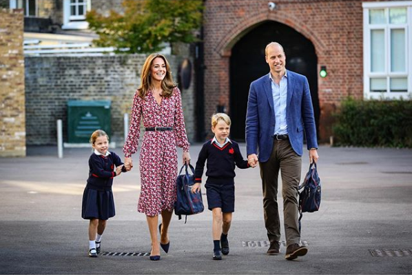 Kate Middleton Is Taking a Parenting Strategy Out of Princess Diana's Playbook