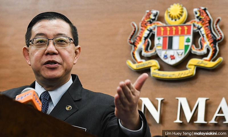 Guan Eng calls on Azmin to correct statement that Harapan endorsed CPTPP ratification