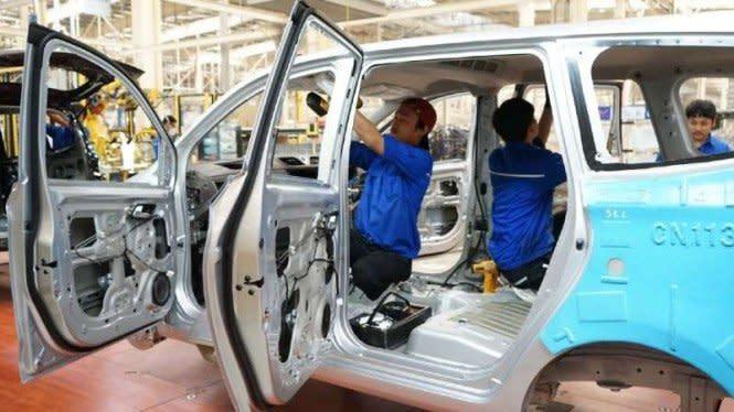 Sri Mulyani Belum Tertarik Beri Pajak Nol Persen Mobil Baru