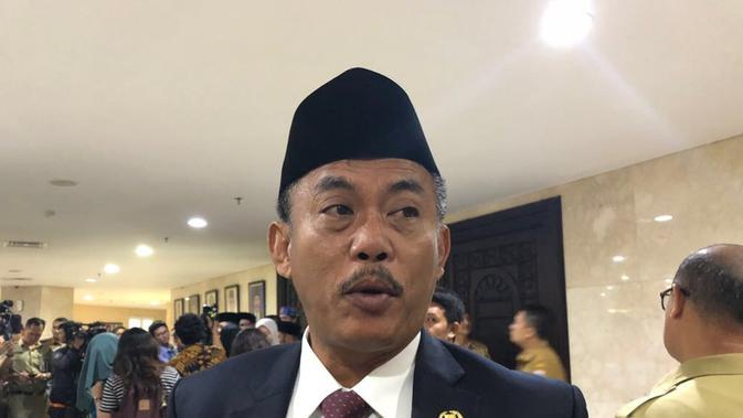 Ketua DPRD DKI Jakarta Prasetio Edi