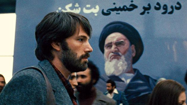 'Argo' is the surprise Golden Globe winner for Best Drama