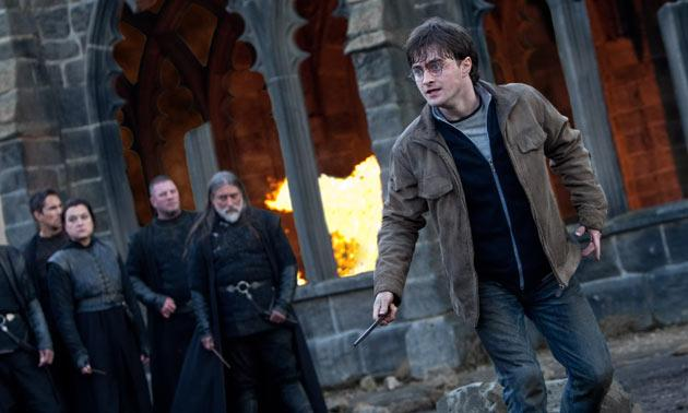 No Magic at the Oscars for 'Potter' Lovers