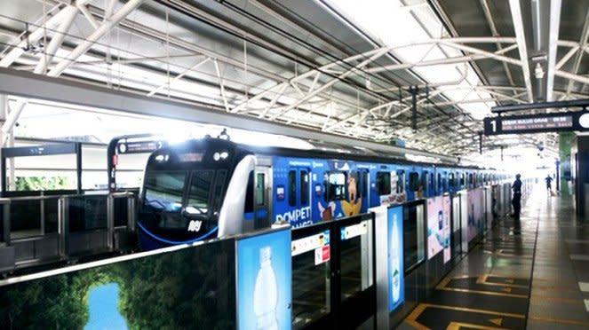 MRT Jakarta (Jakarta Metro Mass Rapid Transit)