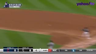 【MLB好球】攔下強勁滾地球 Garcia助Rodon持續低調中