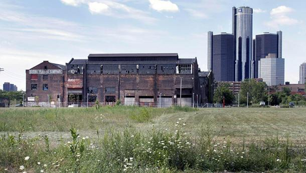 Why a bankrupt Detroit treats the auto industry like a charity case