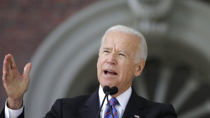 Joe Biden, mantan Wakil Presiden AS ke-47 (AP/Steven Senne)