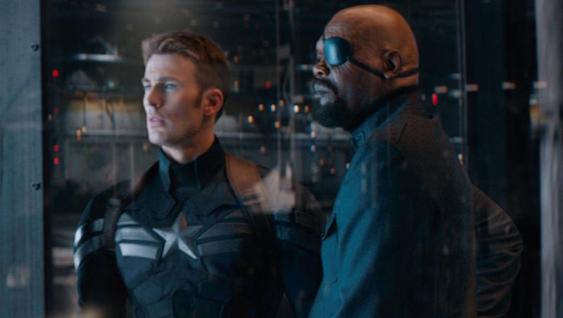 Did 'Captain America: The Winter Soldier' Just Drop a Major Spoiler?