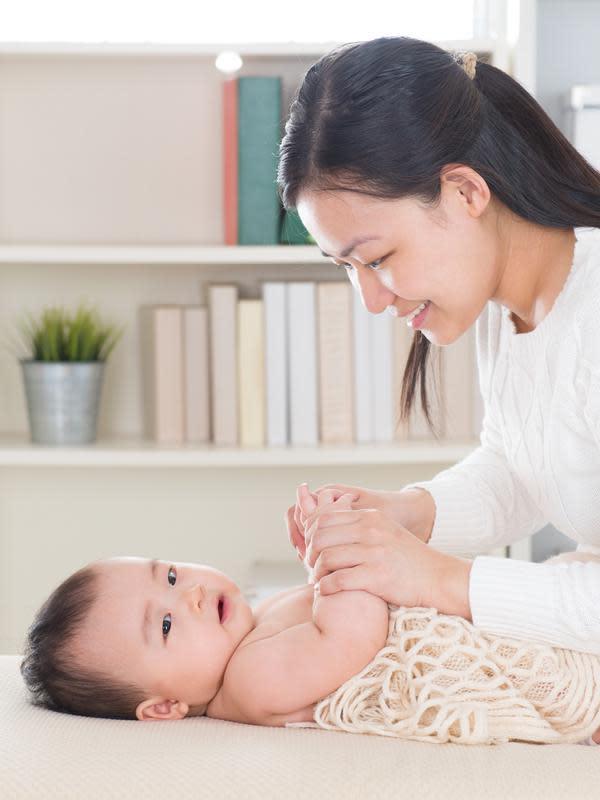 Bayi hak jaminan JKN. Ilustrasi/copyright shutterstock.com