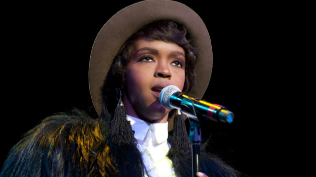 Lauryn Hill's Still Having Problems With That Tax Thing