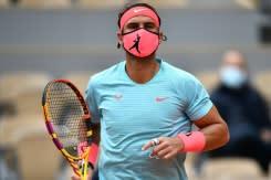 Nadal yang belum teruji antisipasi tantangan lebih berat ketika Halep incar pembalasan di French Open