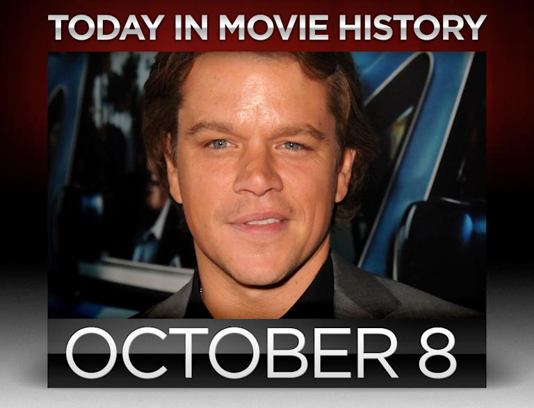 today in movie history, october 8