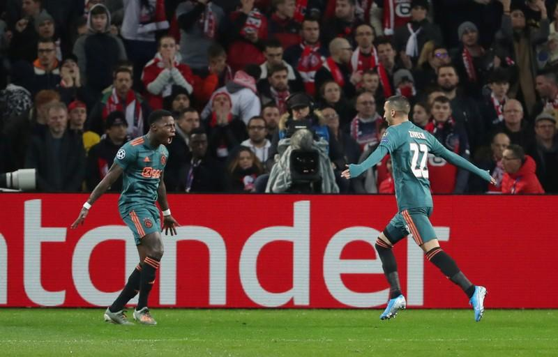 Champions League - Group H - Lille v Ajax Amsterdam