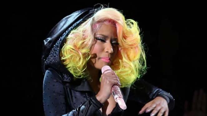 Rapper Amerika Serikat, Nicki Minaj