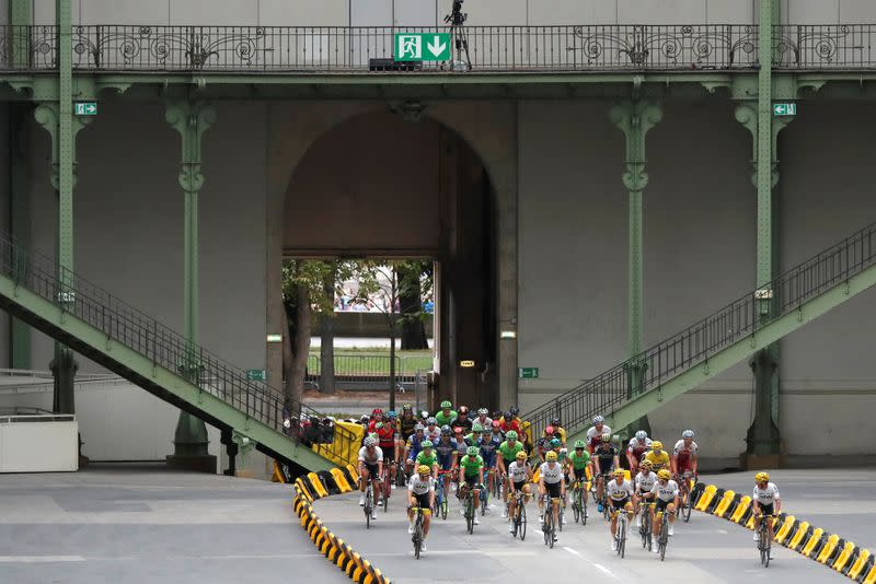 2017 Tour de France samples re-tested for unnamed substance - report