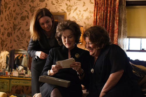 Meryl Streep Pops Pills in New 'August: Osage County' Trailer (Video)