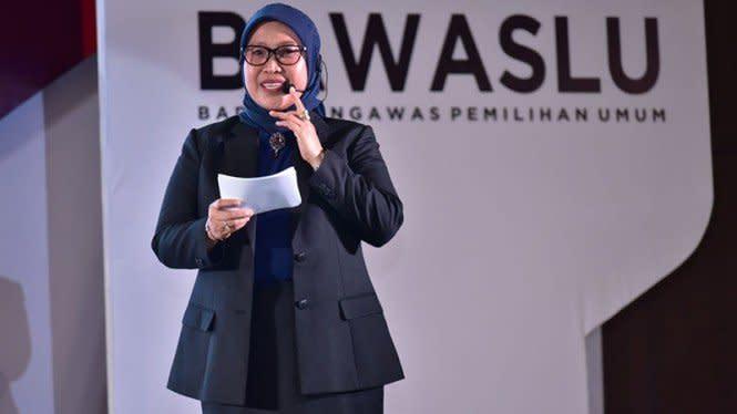 Positif Corona, Anggota Bawaslu Ratna Dewi Pettalolo Diisolasi di Palu