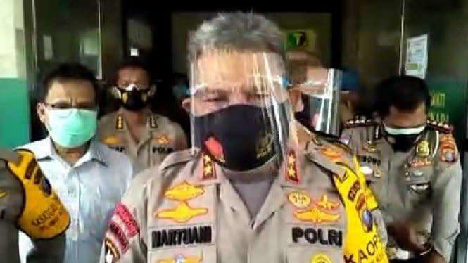 Ketua KAMI Medan Ditangkap Polisi