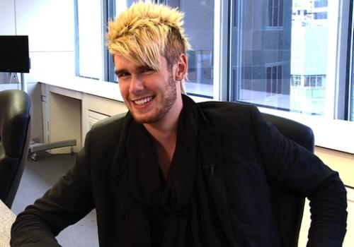 Idology: Colton Dixon on How He'll Handle the 'Christian Artist' Label and Why Idol Is 'Fishy'