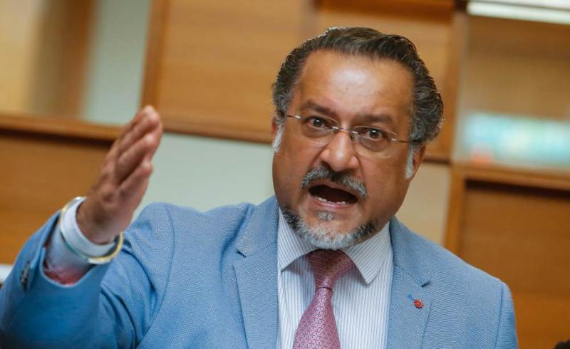 Penang state exco Jagdeep Singh Deo says the number of unsold properties in the state is still manageable and relatively low. ― Pictureby Sayuti Zainudin