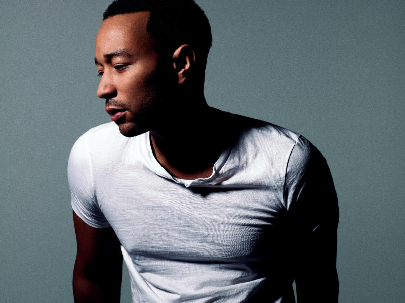 John Legend on Marvin Gaye Tribute: 'I'll Do the Best I Can'