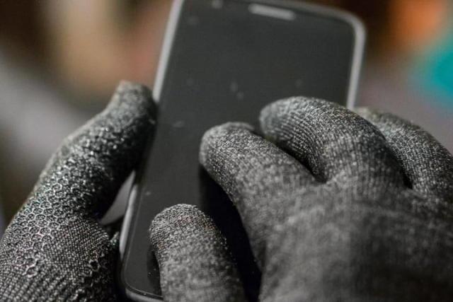 guantes telefono