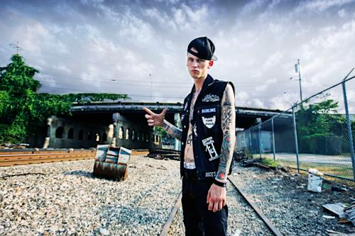Machine Gun Kelly Tempers His Rage on 'Half Naked' EP