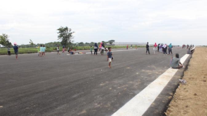 Bandara Ngloram (Ahmad Adirin/Liputan6.com)