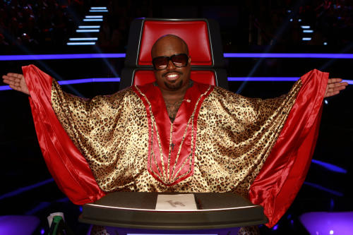 CeeLo Green's 10 Most Magic 'Voice' Moments