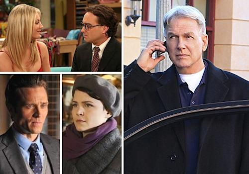 Matt's Inside Line: Scoop on NCIS, NCIS: Red, Once, Big Bang Theory, Castle, Scandal and More