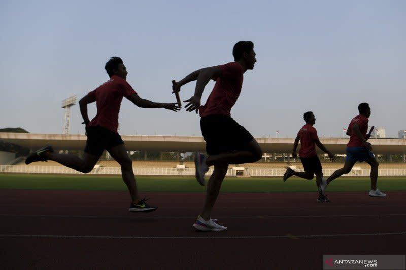 PB PASI ingatkan atlet hindari latihan luar ruangan selama pandemi