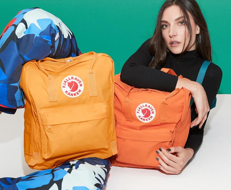 Just in time for back to school, save 20% on the classic Fjällräven backpack at Nordstrom.
