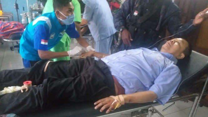 Satgas Nemangkawi Buru Pelaku Penembakan Rombongan TGPF Intan Jaya