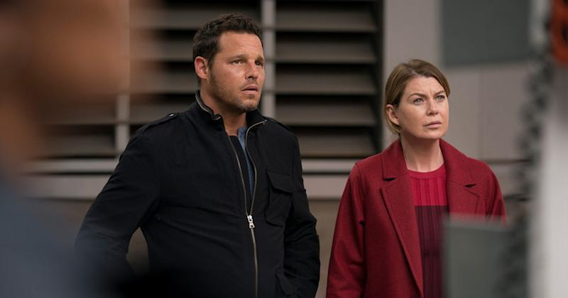 Ellen Pompeo Breaks Her Silence After Justin Chambers' Grey's Anatomy Exit