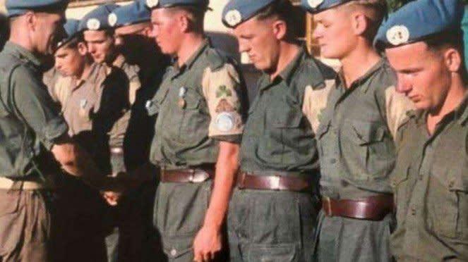 VIVA Militer: Kompi A Angkatan Darat Republik Irlandia di Kongo