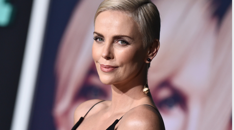 Charlize Theron. Image via Getty Images.