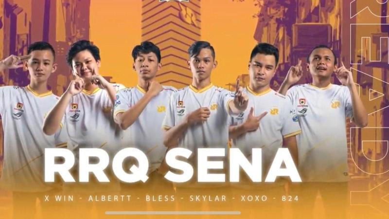 Libas EVOS 2-0, RRQ Sena ke grand finals MDL ID Season 2