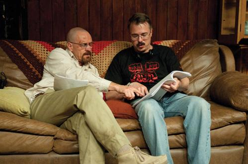 Vince Gilligan of 'Breaking Bad' Looks Back