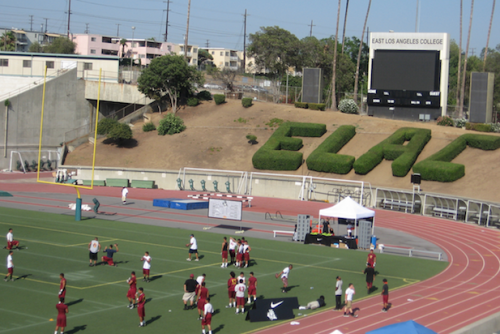 Batman vs. Superman Movie to Start Shooting at East L.A. College Stadium