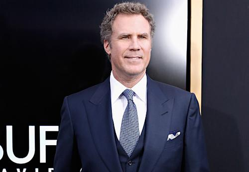 Will Ferrell Accepts RHCP Chad Smith's Drum Challenge
