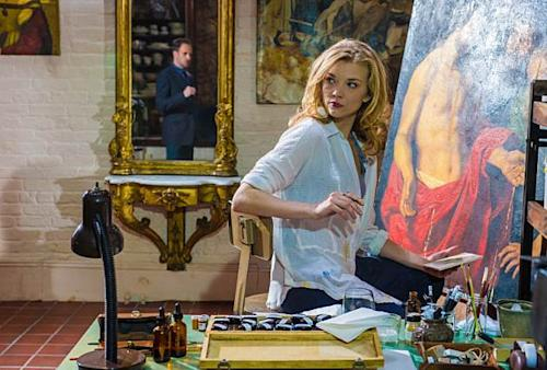 Natalie Dormer as Irene Adler in 'Elementary' Season 1 -- CBS