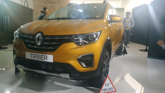 Harga Renault Triber Senggol Calya, Ini Tanggapan Toyota Indonesia