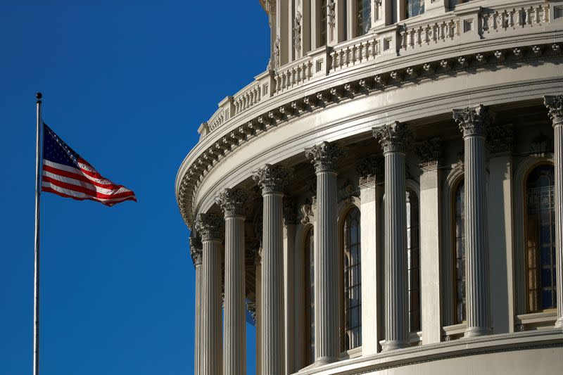 U.S. Senate votes to extend government surveillance tools